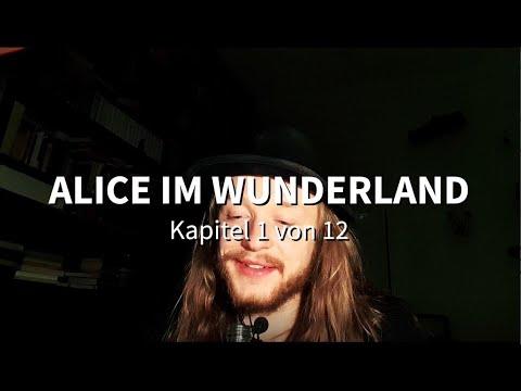 Alice im Wunderland von Lewis Carroll - Kapitel 1/12 | gelesen von Tom Hohlfeld | #papaslesenlaut