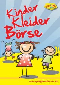 kinder_kleider_boerse poster sommer